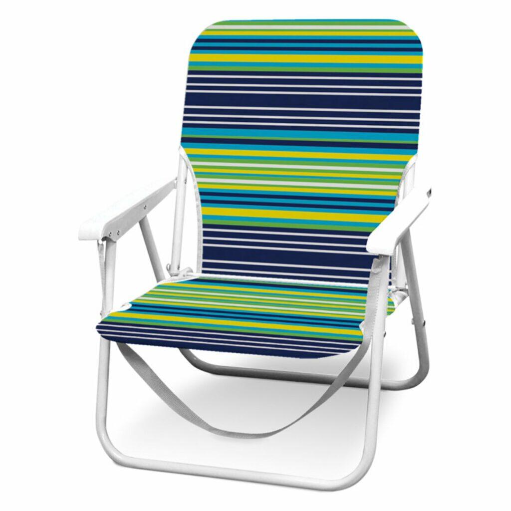 Caribbean Joe Folding Beach Chair