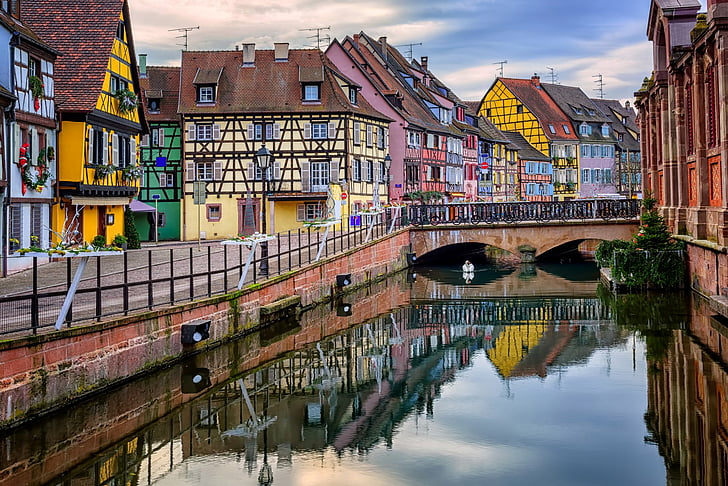 The Most Colorful Cities in Europe Colmar France