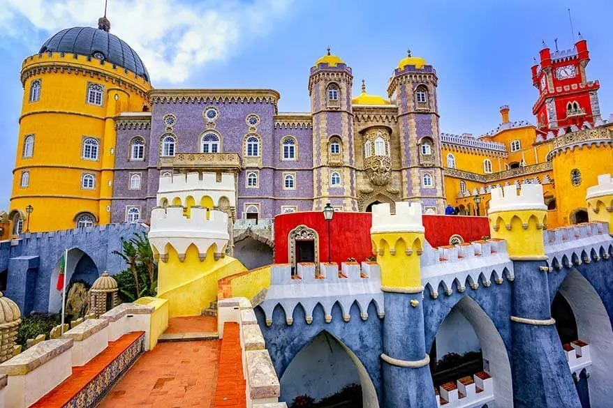 The Most Colorful Cities in Europe Lisbon, Portugal