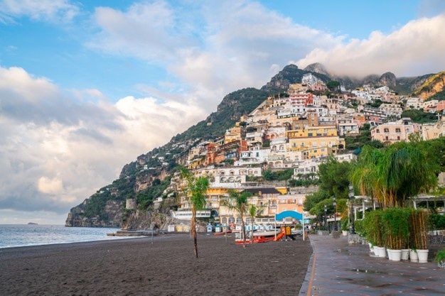 The Most Colorful Cities in Europe Positano, Italy