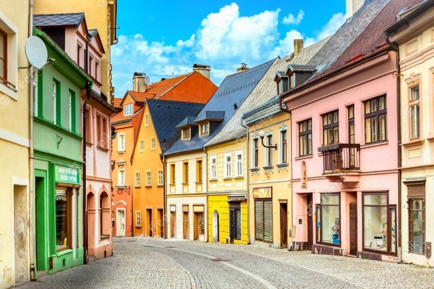 The Most Colorful Cities in Europe Prague Czech Republic